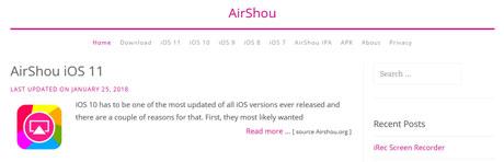Sitio-web-airshou