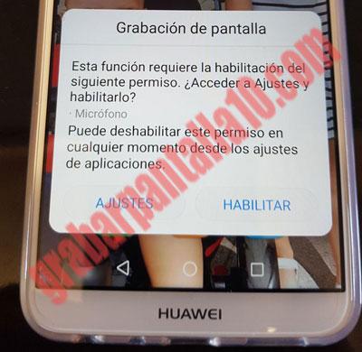 habilitar-funcion-grabacion-microfono-huawei-p-smart